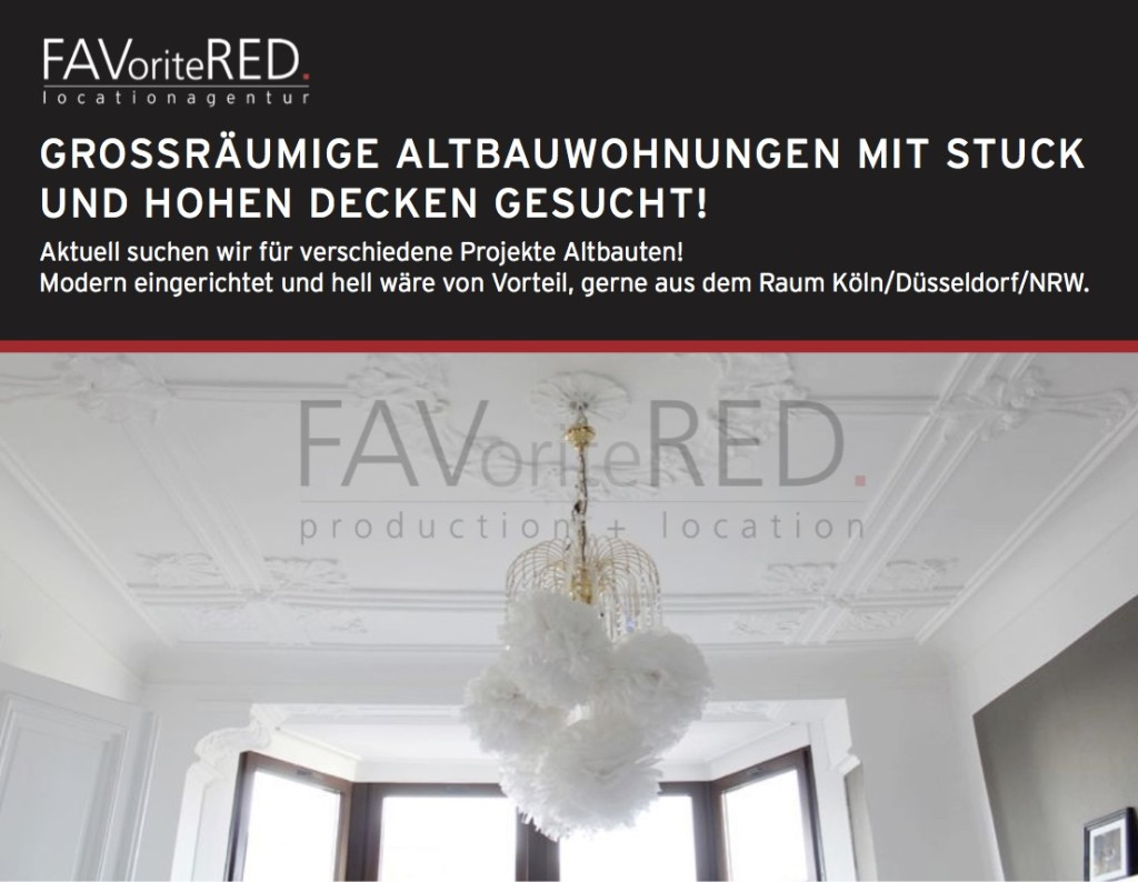 FAVoriteREDlocationagentur